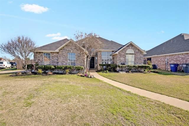 500 Willow Lane, Forney, TX 75126 (MLS #14277949) :: Robbins Real Estate Group