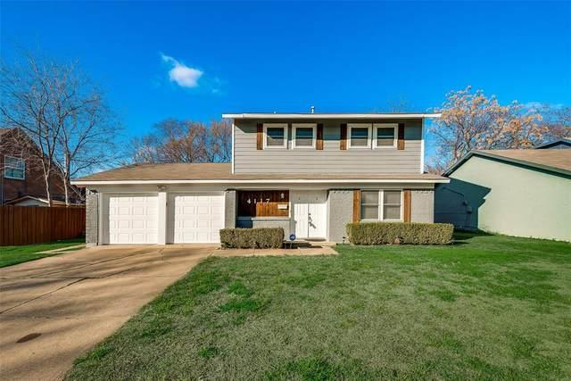 4117 Glenhaven Drive, Garland, TX 75042 (MLS #14277950) :: Potts Realty Group