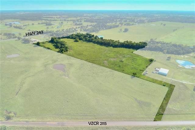 0000 Vz County Road 2115, Canton, TX 75103 (MLS #14277996) :: Bray Real Estate Group