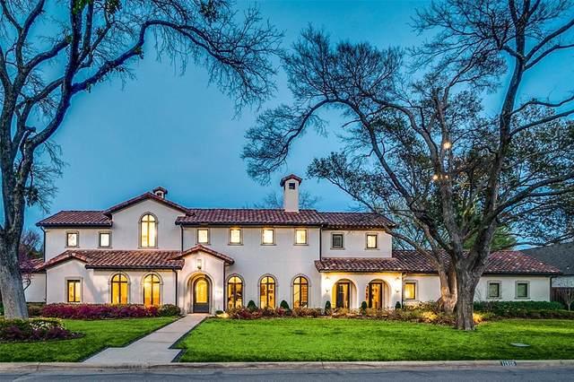 11516 Royalshire Drive, Dallas, TX 75230 (MLS #14278012) :: Robbins Real Estate Group