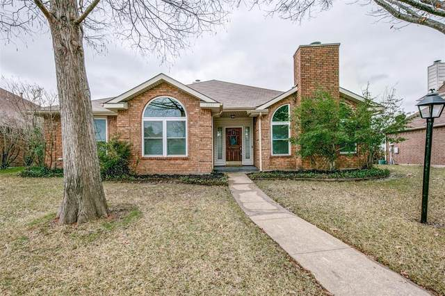 2231 Stillwater Drive, Mesquite, TX 75181 (MLS #14278030) :: All Cities Realty
