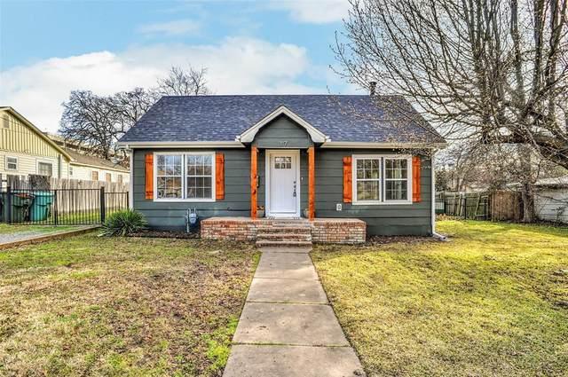 317 N Holly Avenue, Sherman, TX 75092 (MLS #14278046) :: Van Poole Properties Group