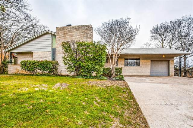 1804 Bunche Drive, Fort Worth, TX 76112 (MLS #14278047) :: Potts Realty Group