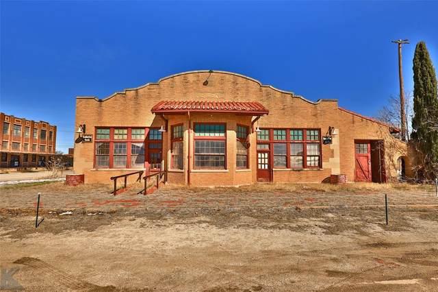 189 Locust, Abilene, TX 79602 (MLS #14278055) :: The Mauelshagen Group