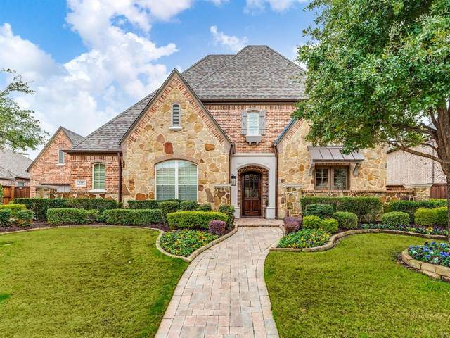630 Lake Point Drive, Irving, TX 75039 (MLS #14278136) :: The Kimberly Davis Group