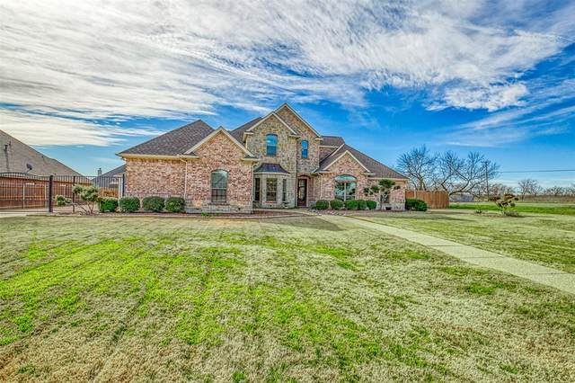 2309 Builder Road, Crowley, TX 76036 (MLS #14278137) :: The Mitchell Group