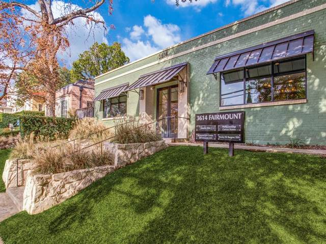 3614 Fairmount Street, Dallas, TX 75219 (MLS #14278200) :: All Cities USA Realty