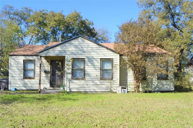 2816 S Hills Avenue, Fort Worth, TX 76109 (MLS #14278202) :: All Cities Realty