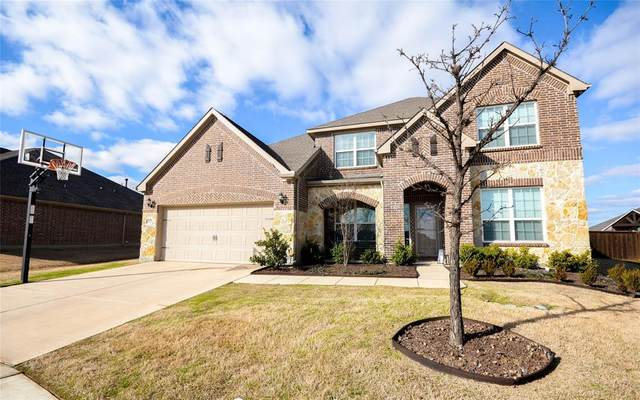 1100 Berrydale Drive, Northlake, TX 76226 (MLS #14278205) :: Real Estate By Design