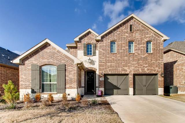 1500 Cherry Blossom Lane, Prosper, TX 75078 (MLS #14278212) :: Vibrant Real Estate
