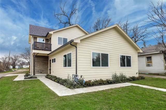 1021 S Oak Cliff Boulevard, Dallas, TX 75208 (MLS #14278264) :: Caine Premier Properties
