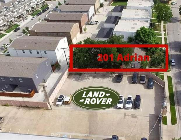 201 Adrian Drive, Fort Worth, TX 76107 (MLS #14278275) :: The Mitchell Group