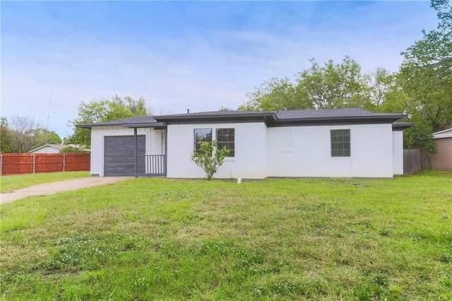 1215 Cardinal Street, Arlington, TX 76010 (MLS #14278276) :: The Kimberly Davis Group