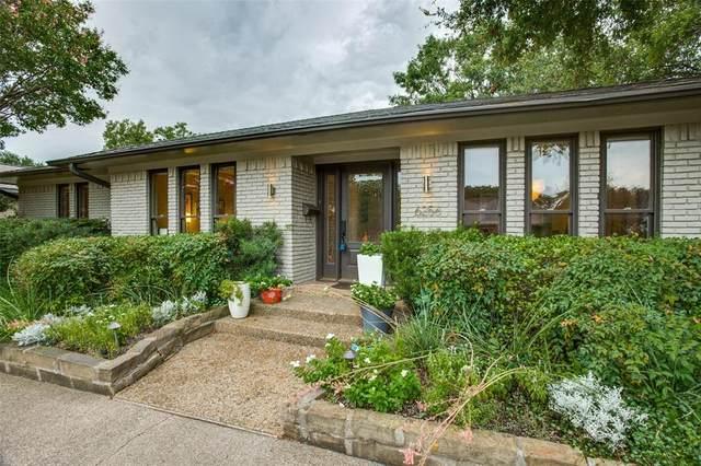 6256 Highgate Lane, Dallas, TX 75214 (MLS #14278283) :: Caine Premier Properties