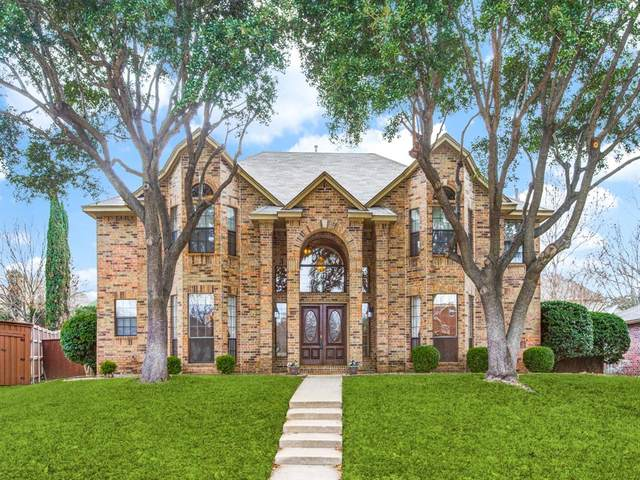7201 Angel Fire Drive, Plano, TX 75025 (MLS #14278288) :: All Cities Realty