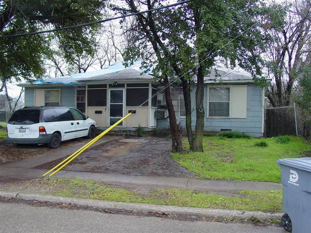 3523 Spence Street, Dallas, TX 75215 (MLS #14278305) :: Caine Premier Properties