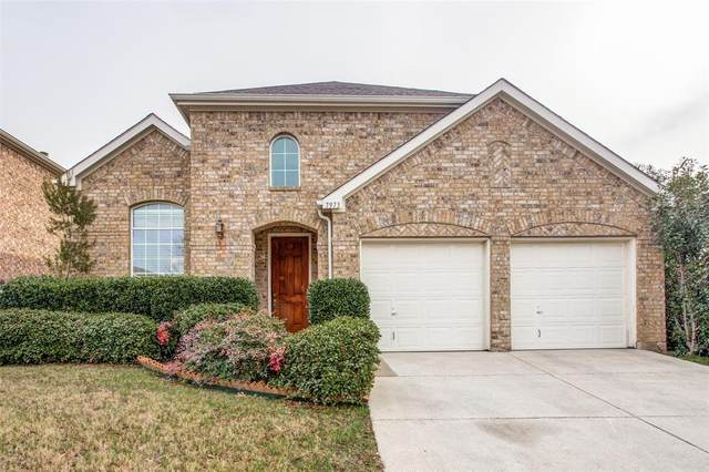 7973 Adobe Drive, Fort Worth, TX 76123 (MLS #14278376) :: The Kimberly Davis Group
