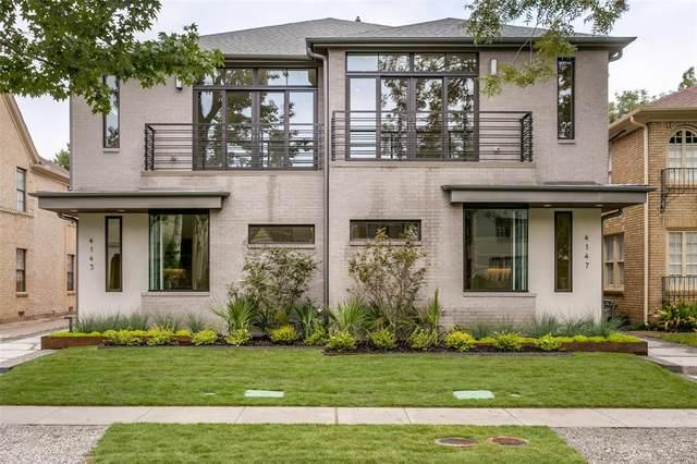 4145 Prescott Avenue, Dallas, TX 75219 (MLS #14278406) :: Caine Premier Properties