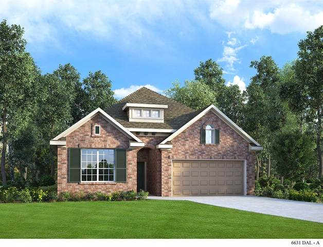 2410 Mill Place Road, Mansfield, TX 76063 (MLS #14278407) :: The Hornburg Real Estate Group