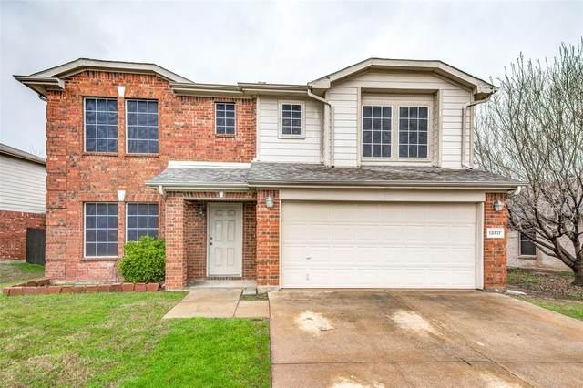 13717 High Mesa Road, Fort Worth, TX 76262 (MLS #14278431) :: Tenesha Lusk Realty Group