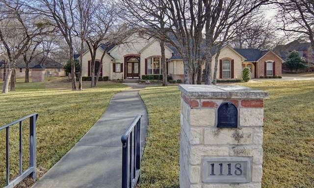1118 Willow Wood Drive, Weatherford, TX 76087 (MLS #14278450) :: Caine Premier Properties
