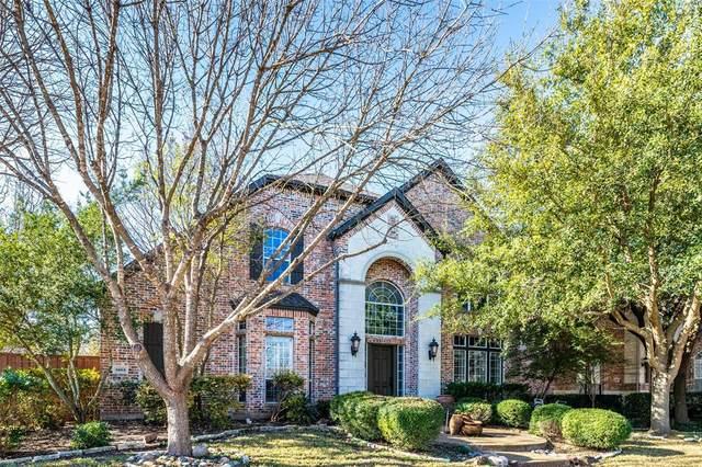 1403 Rollins Drive, Allen, TX 75013 (MLS #14278452) :: The Kimberly Davis Group