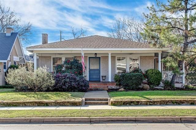 3741 W 7th Street, Fort Worth, TX 76107 (MLS #14278496) :: Caine Premier Properties