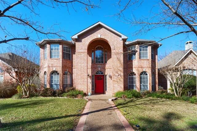 4039 Briarbend Road, Dallas, TX 75287 (MLS #14278500) :: Caine Premier Properties