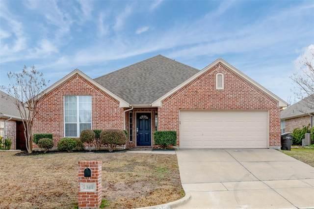 7341 Chambers Lane, Fort Worth, TX 76179 (MLS #14278513) :: The Kimberly Davis Group