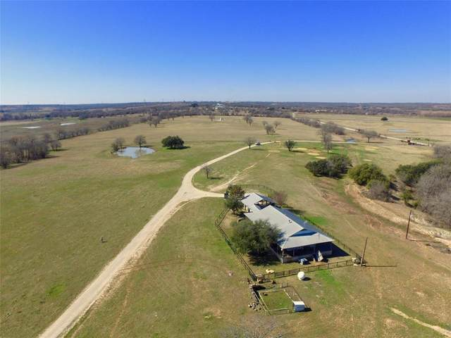 2223 County Road 3655, Bridgeport, TX 76426 (MLS #14278574) :: The Chad Smith Team