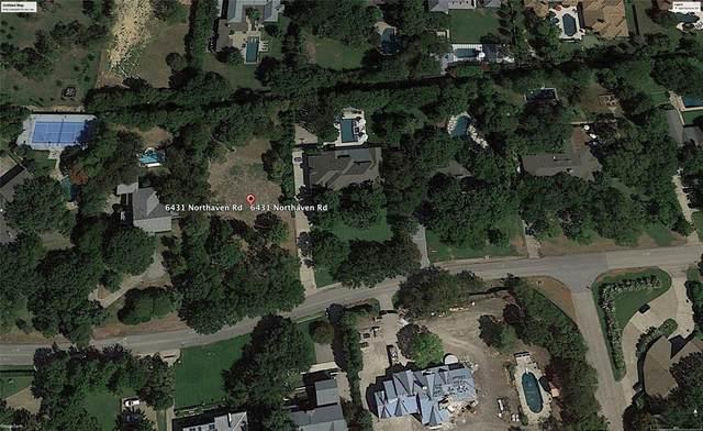 6431 Northaven Road, Dallas, TX 75230 (MLS #14278579) :: Robbins Real Estate Group