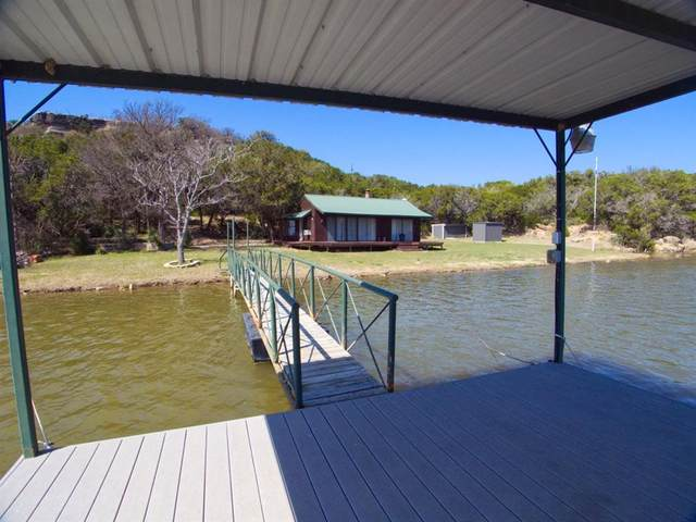 3603 Brandy Road, Possum Kingdom Lake, TX 76429 (MLS #14278619) :: Real Estate By Design