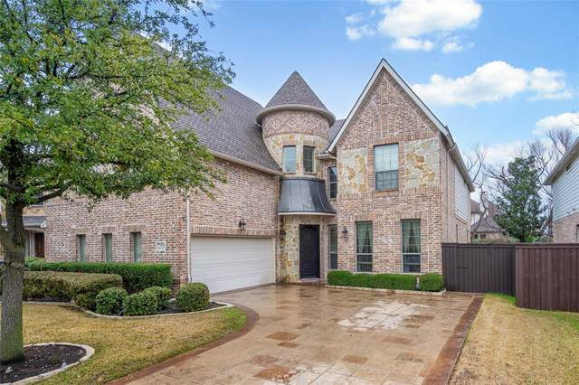 972 Terracotta Drive, Allen, TX 75013 (MLS #14278620) :: The Kimberly Davis Group