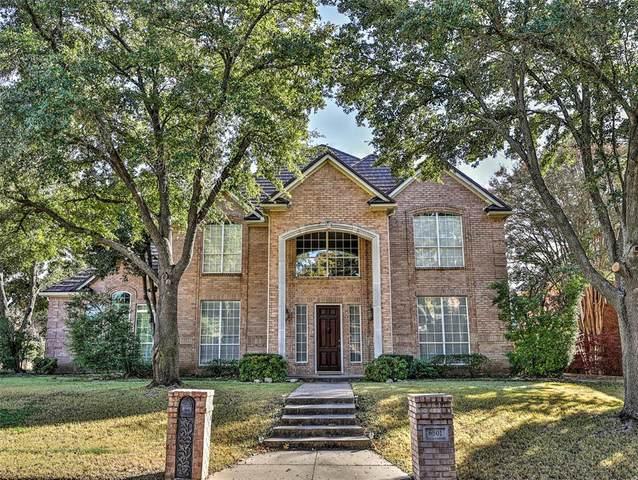 6501 Shoal Creek Road, Fort Worth, TX 76132 (MLS #14278625) :: SubZero Realty