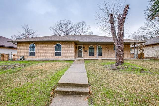 1512 Clear Point Drive, Garland, TX 75041 (MLS #14278656) :: Caine Premier Properties
