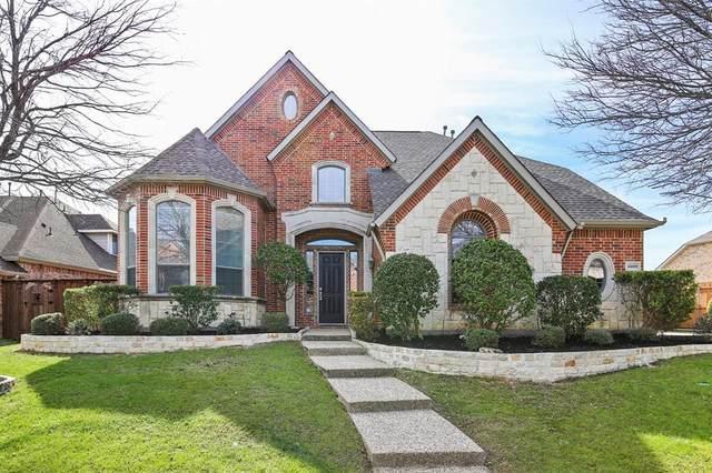 1509 Stone Drive, Carrollton, TX 75010 (MLS #14278669) :: The Kimberly Davis Group