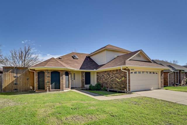 6401 Berlinetta Drive, Arlington, TX 76001 (MLS #14278690) :: The Good Home Team