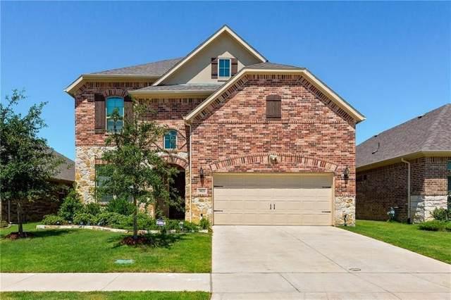 3021 Teton Drive, Garland, TX 75040 (MLS #14278704) :: Potts Realty Group
