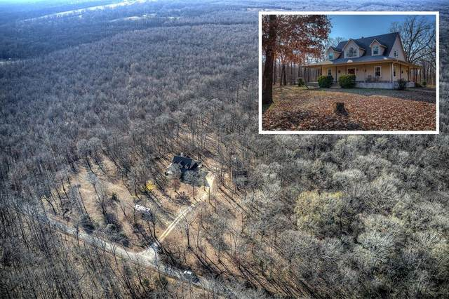 2484 County Road 3524, Dike, TX 75437 (MLS #14278706) :: The Hornburg Real Estate Group