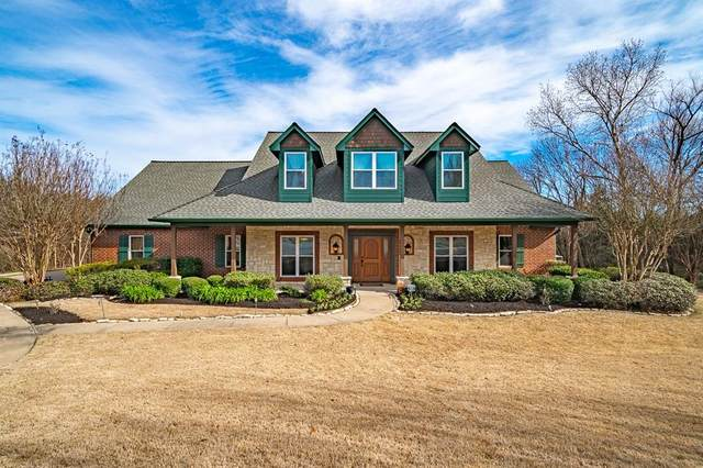 604 Loma Vista Drive, Heath, TX 75032 (MLS #14278714) :: The Kimberly Davis Group