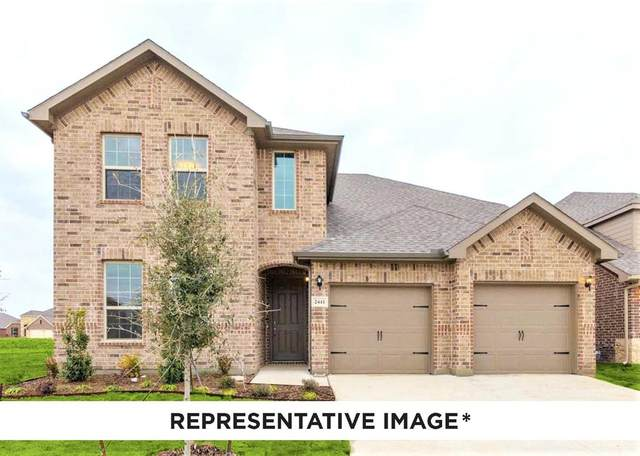 2112 Maplewood Drive, Melissa, TX 75454 (MLS #14278727) :: Potts Realty Group