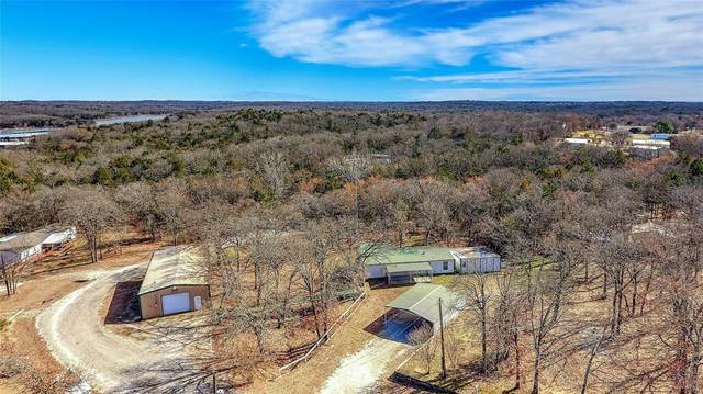 36 Griffin Place Road, Pottsboro, TX 75076 (MLS #14278759) :: Frankie Arthur Real Estate
