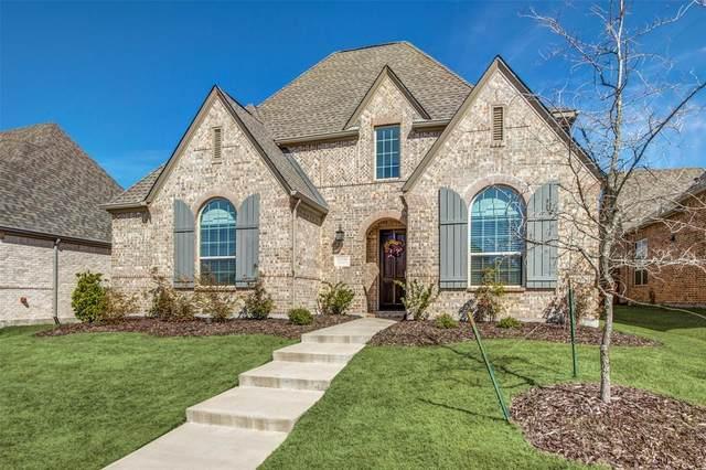 12146 Curry Creek Drive, Frisco, TX 75035 (MLS #14278802) :: The Kimberly Davis Group
