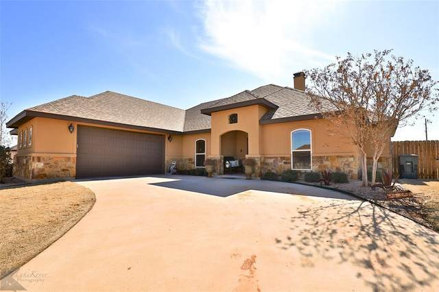 4801 Prodigy Cove, Abilene, TX 79606 (MLS #14278806) :: The Chad Smith Team
