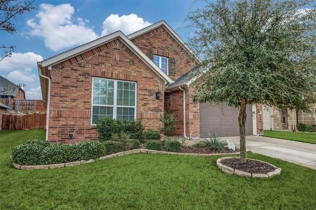 15416 Elm Bluff Way, Fort Worth, TX 76262 (MLS #14278808) :: Tenesha Lusk Realty Group
