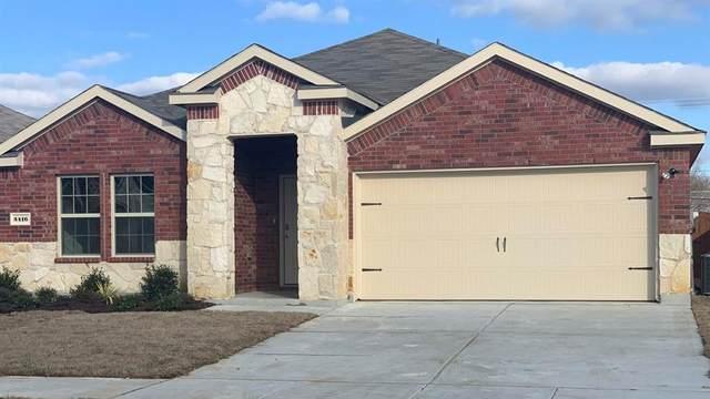 3416 Skelton Street, Denton, TX 76207 (MLS #14278825) :: Real Estate By Design