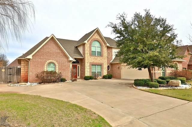 4610 Sierra Sunset, Abilene, TX 79606 (MLS #14278841) :: Robbins Real Estate Group