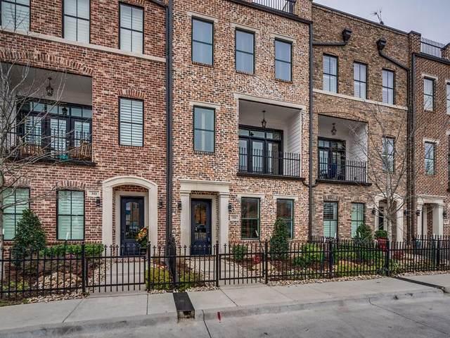 321 W Franklin Street, Waxahachie, TX 75165 (MLS #14278876) :: All Cities Realty