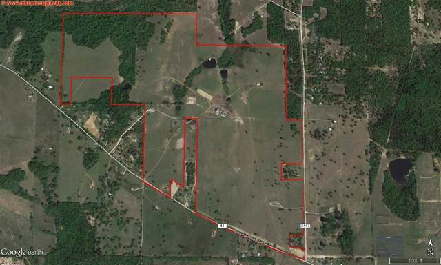 5409 E County Road 313, Tyler, TX 75706 (MLS #14278878) :: The Mauelshagen Group