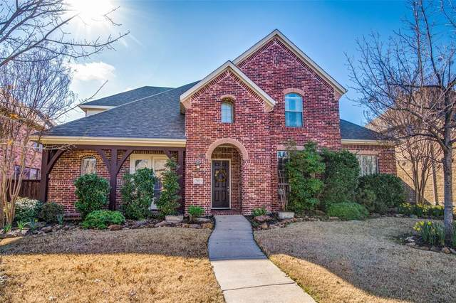 11663 Frontier Drive, Frisco, TX 75033 (MLS #14278892) :: Post Oak Realty